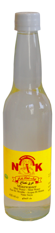 Minzwasser NIK 430ml